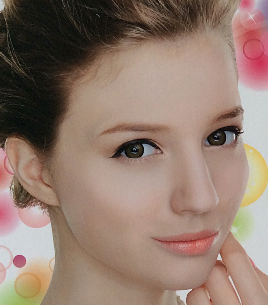 Daily disposable magic color lens 10 pieces contact lens my color chart nvjuhfo Images
