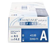 1 Day Acuvue Define Accent Style - 30 pieces